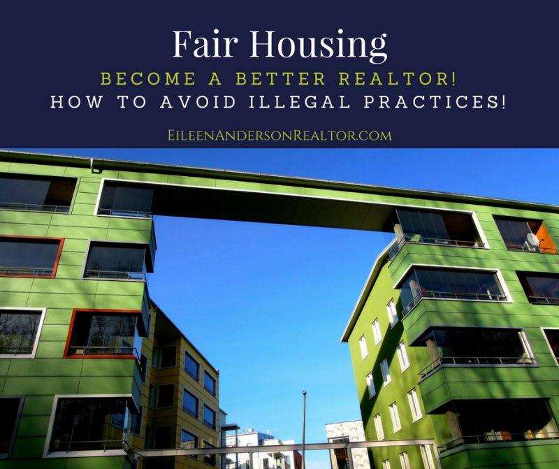 Fair Housing Illegal Practices!