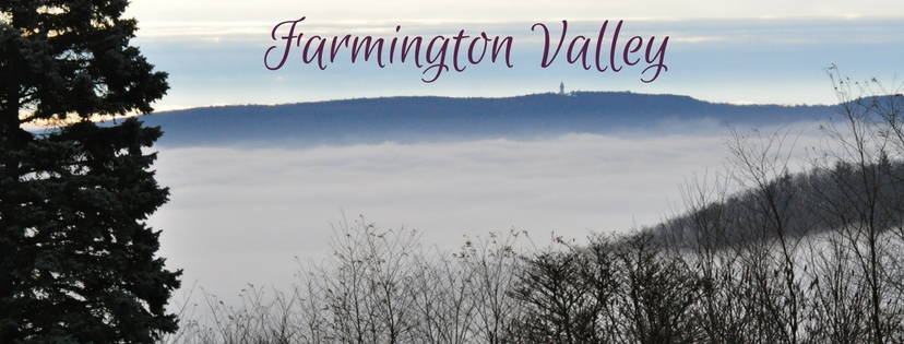 Farmington Valley Fog - Heublein Tower - Talcott Mountain