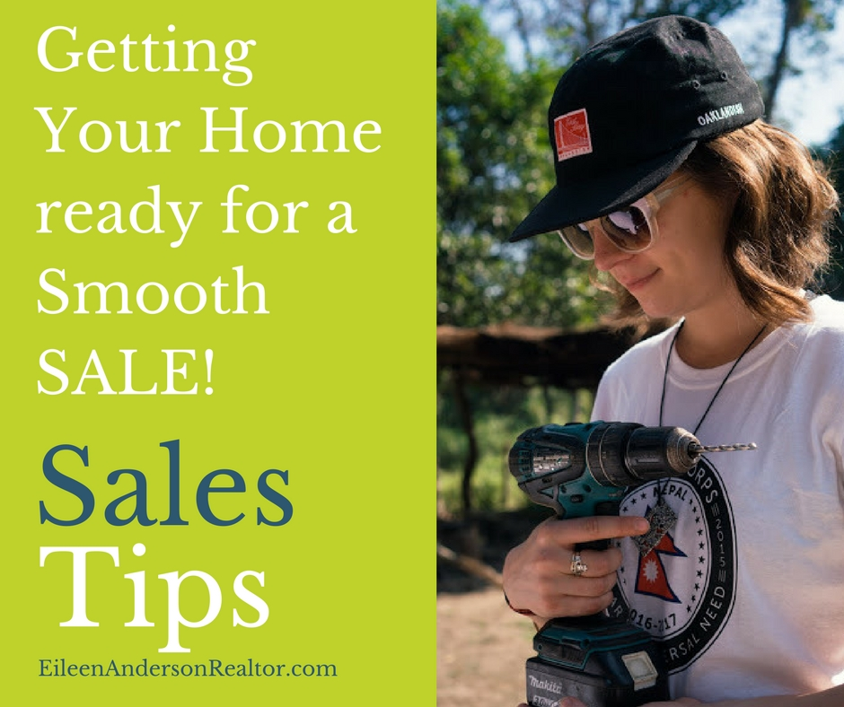Getting Home Ready Smooth Sale
