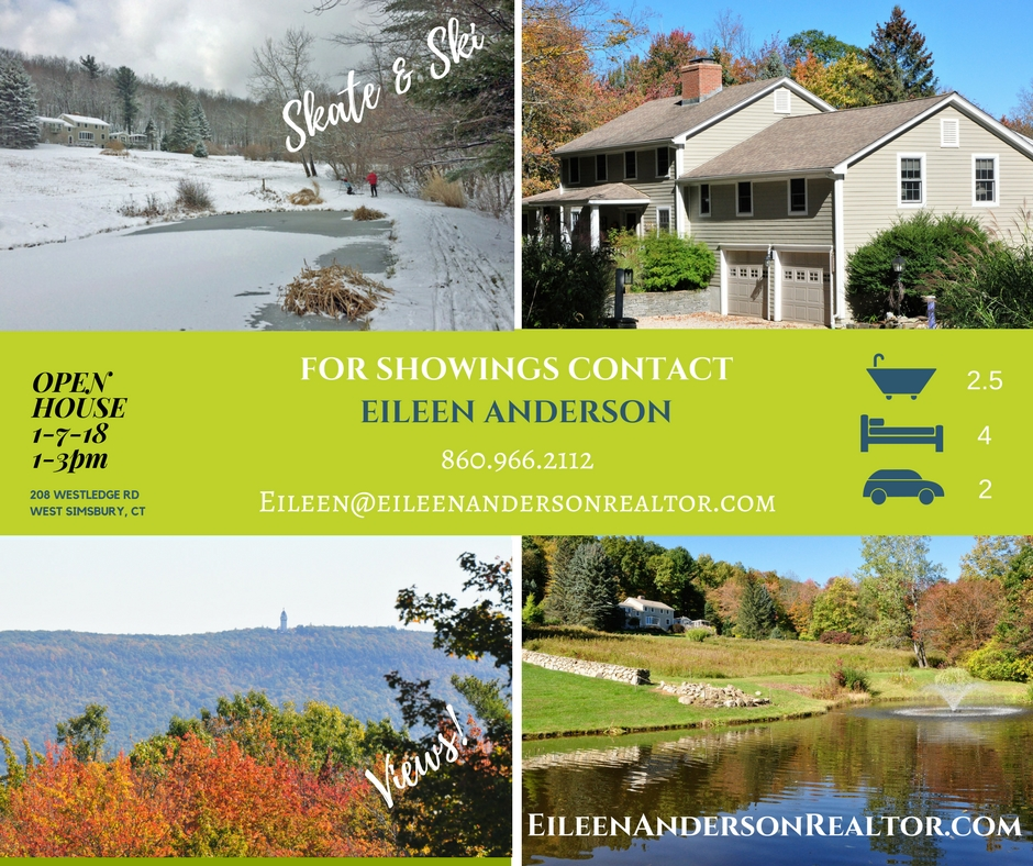 Open House 208 Westledge Road 1-7-18 1-3pm
