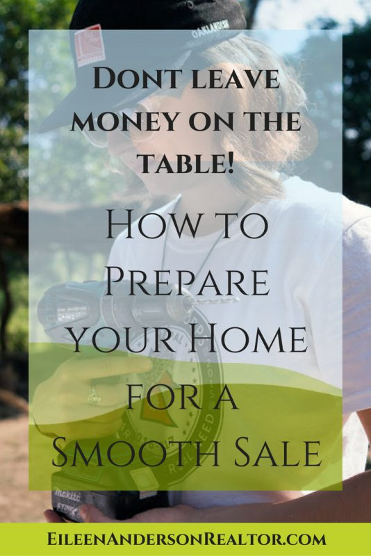 How to prepare your home for sale