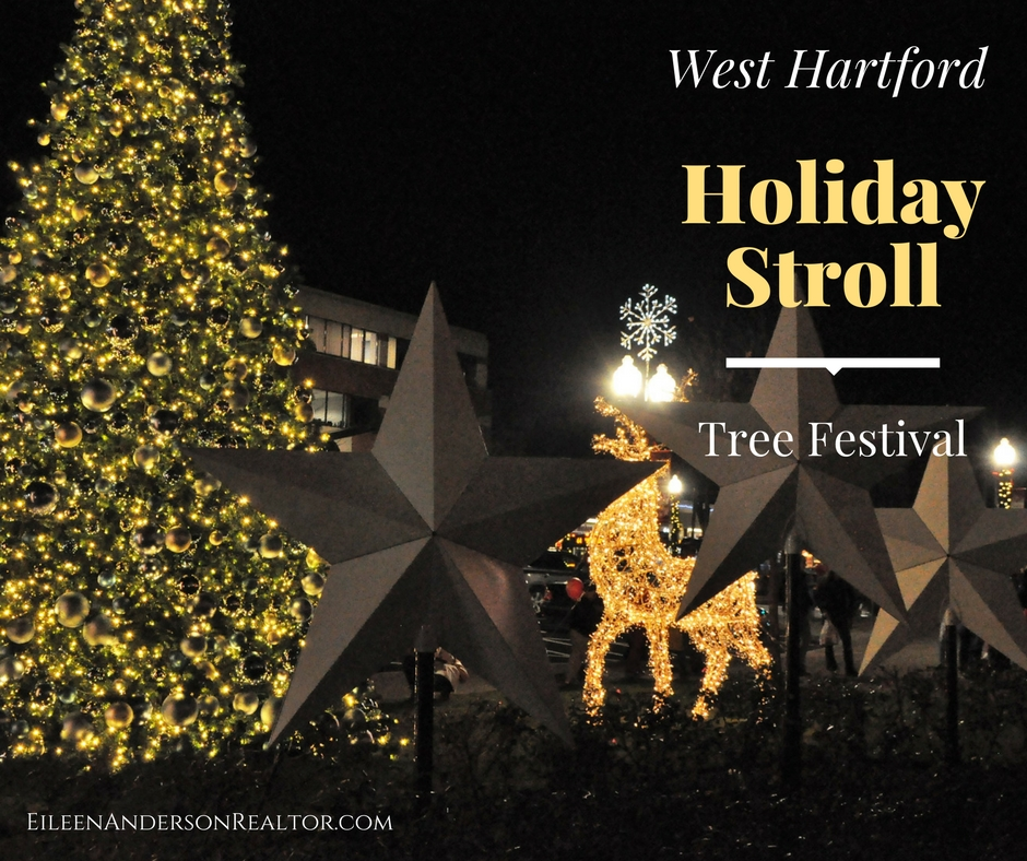 West Hartford Holiday Stroll and Festival of Trees