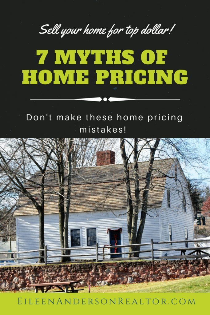7 Myths of Home Pricing