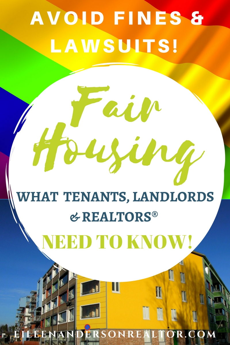 Fair Housing, Discrimination, Civil Rights, Landlords, Realtors, Steering, Real Estate Rentals, Home Selling.