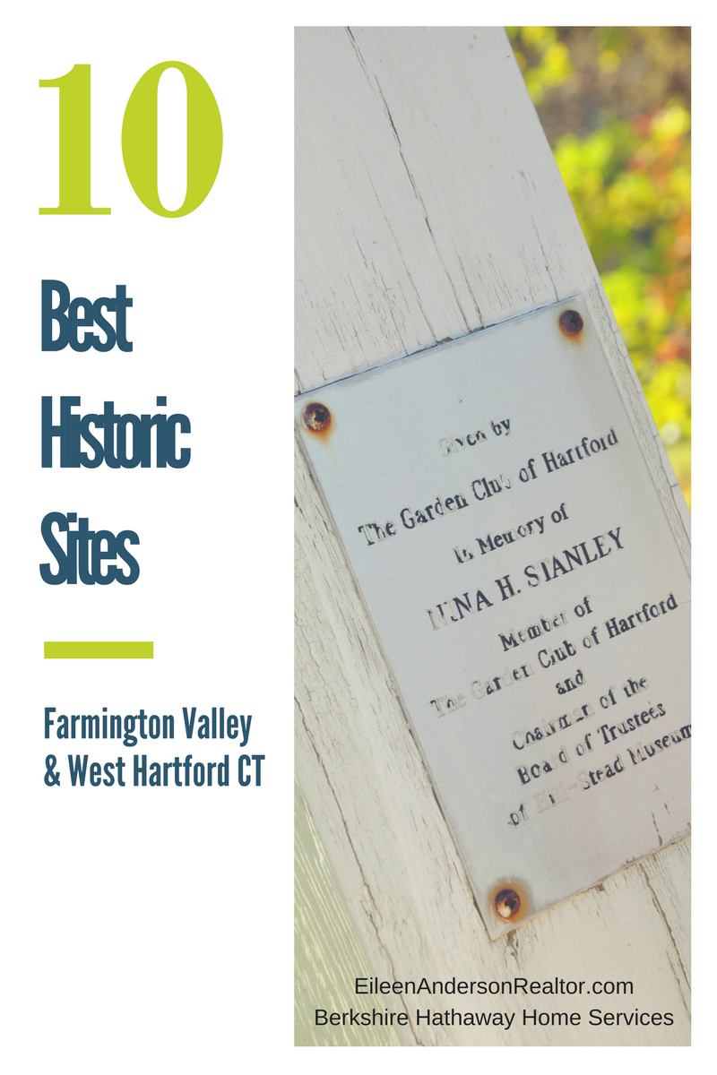 Historic Sites in Simsbury, West Hartford, Farmington and more! Things to do in Connecticut