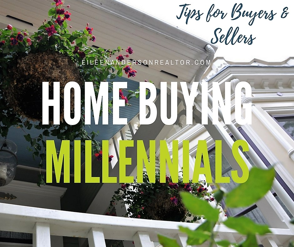Home Buying Millennials - Tips for home buyers, real estate
