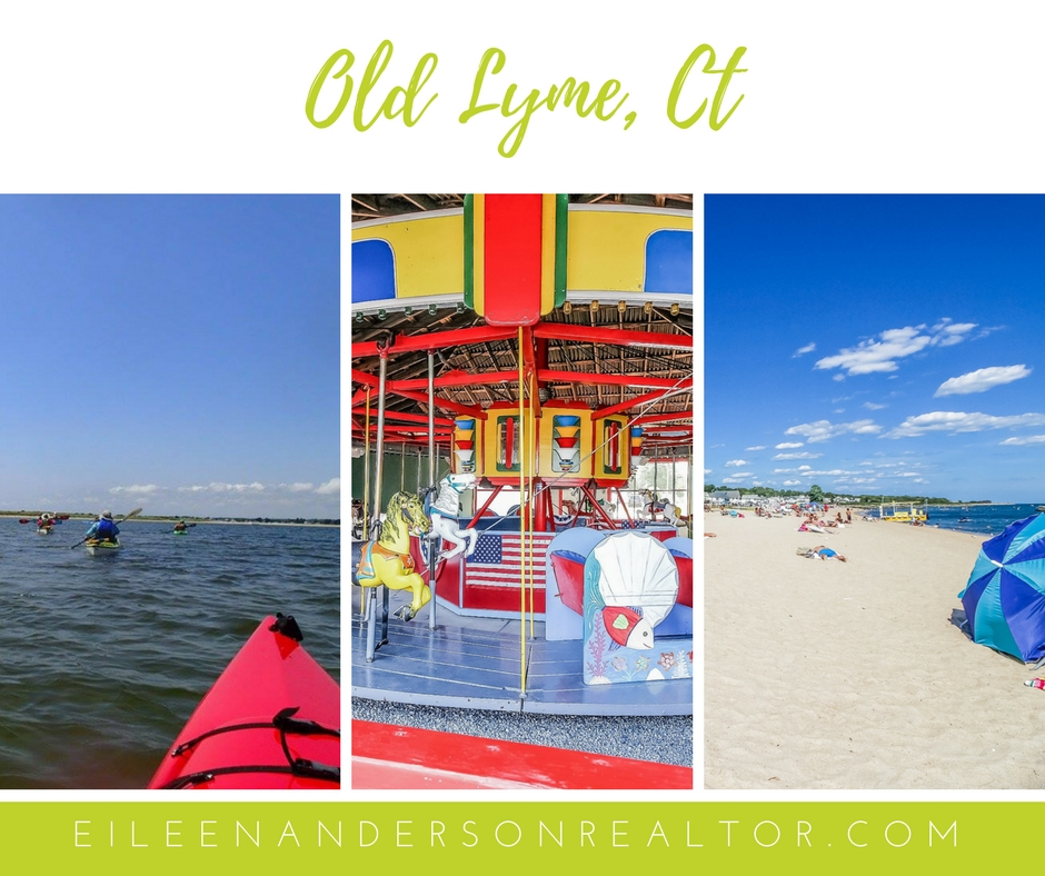 Old Lime Carousal, Beach, Kayaking