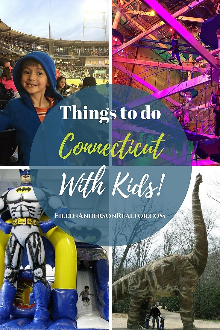 Things to do Connecticut Kids Dinasaur Park