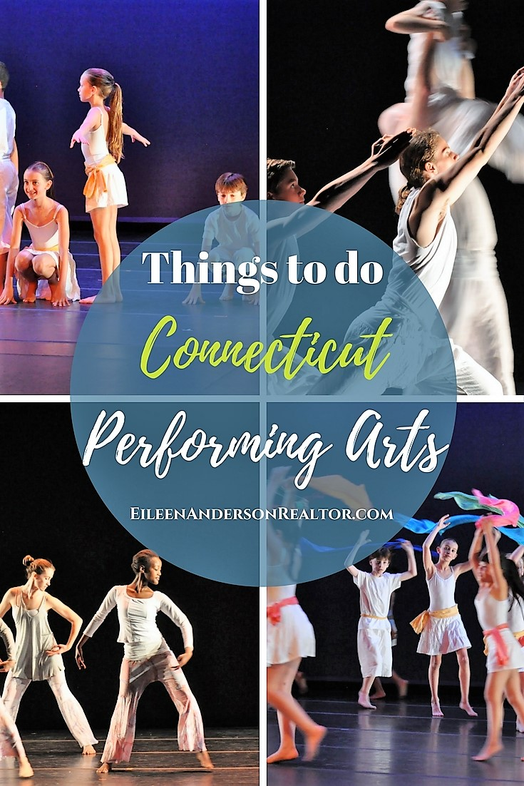 Things to do Connecticut Performing Arts
