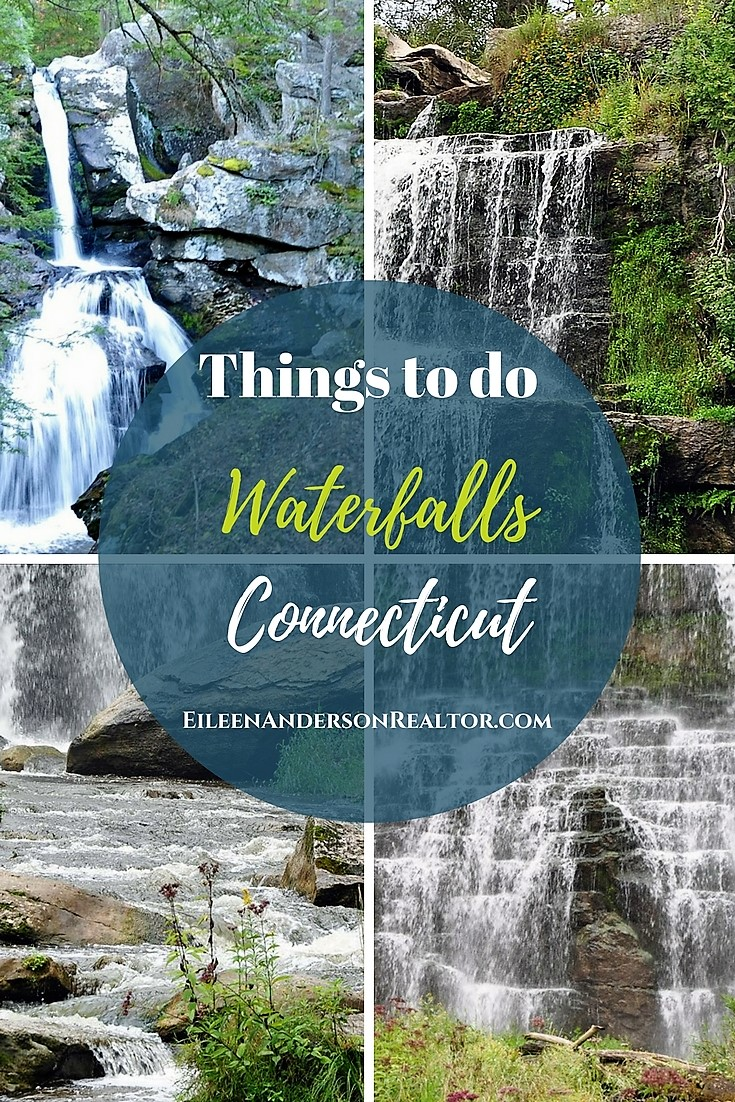 Waterfalls in Connecticut, Kent Falls, Enders Falls, Swimming Holes, Hikes
