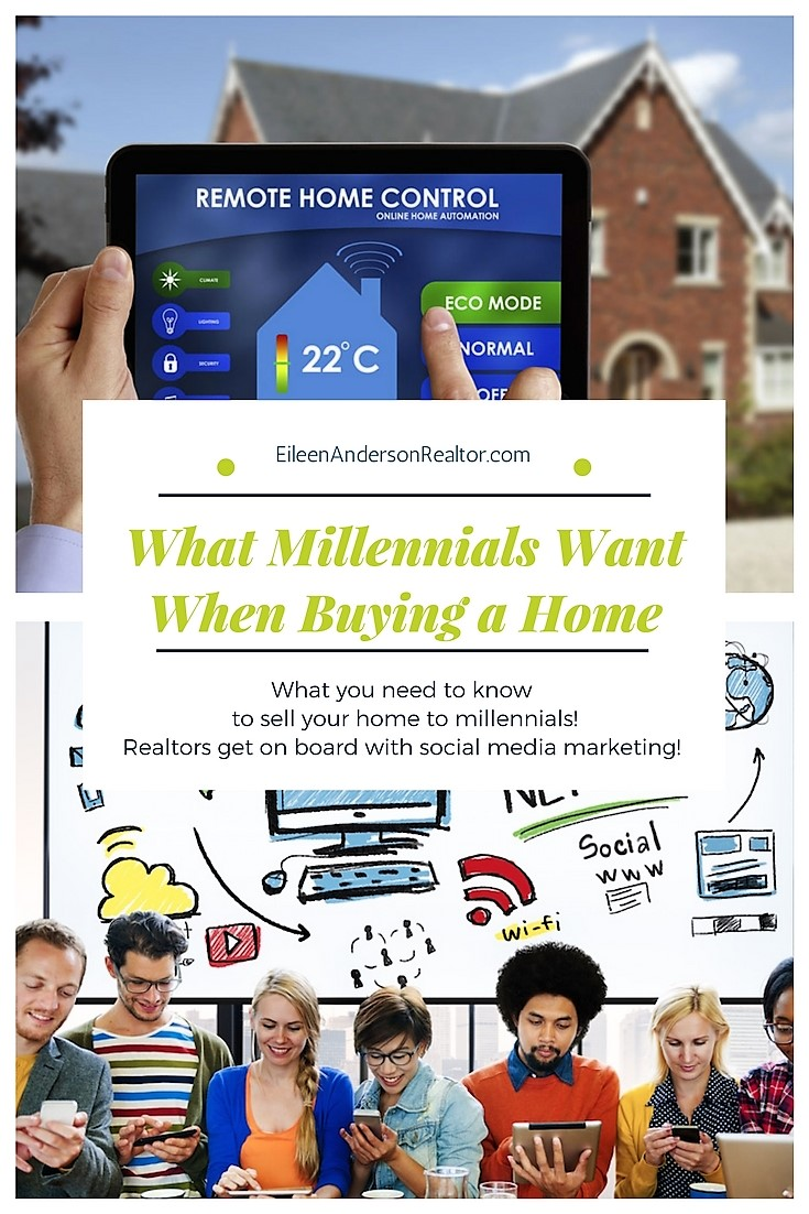 What Millennials want in a new home
