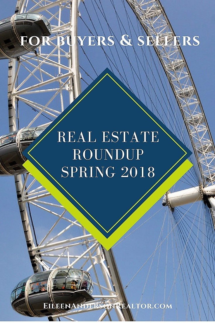Top real estate articles for buyers and sellers.