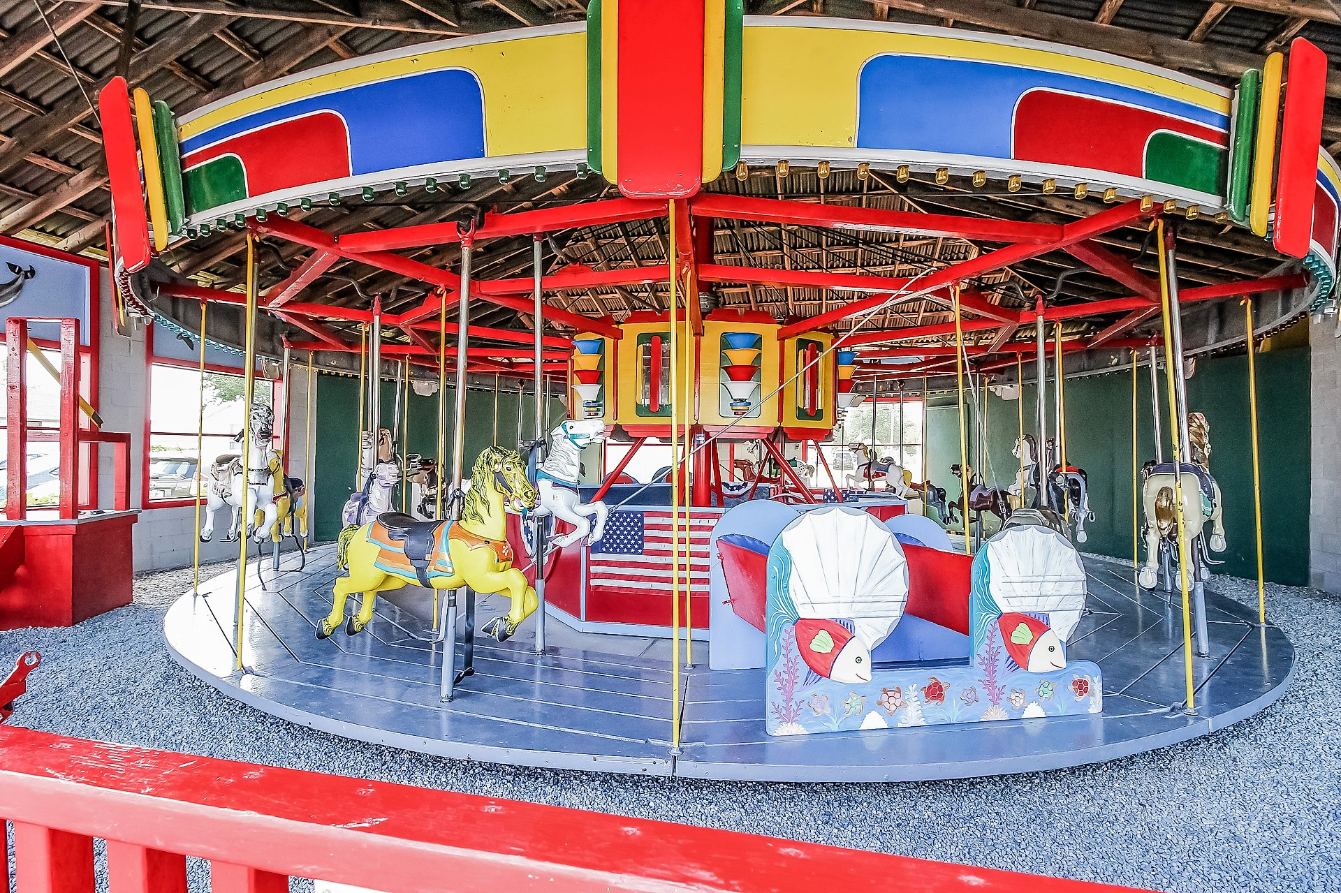 Old Lyme Carousel - Beach House For Sale Old Lyme