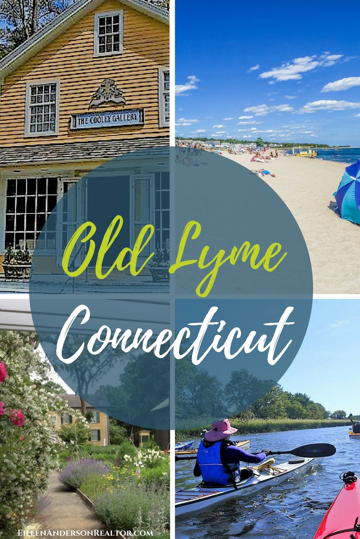 Things to do Old Lyme CT