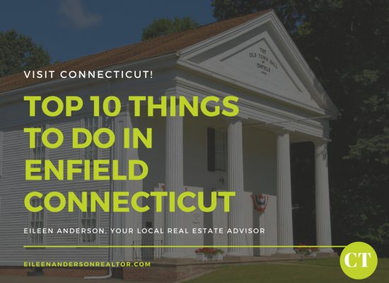 Top 10 things to do in Enfield Connecticut