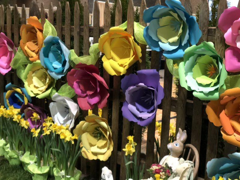 Easter Flower Display, Connecticut Flower & Garden Show