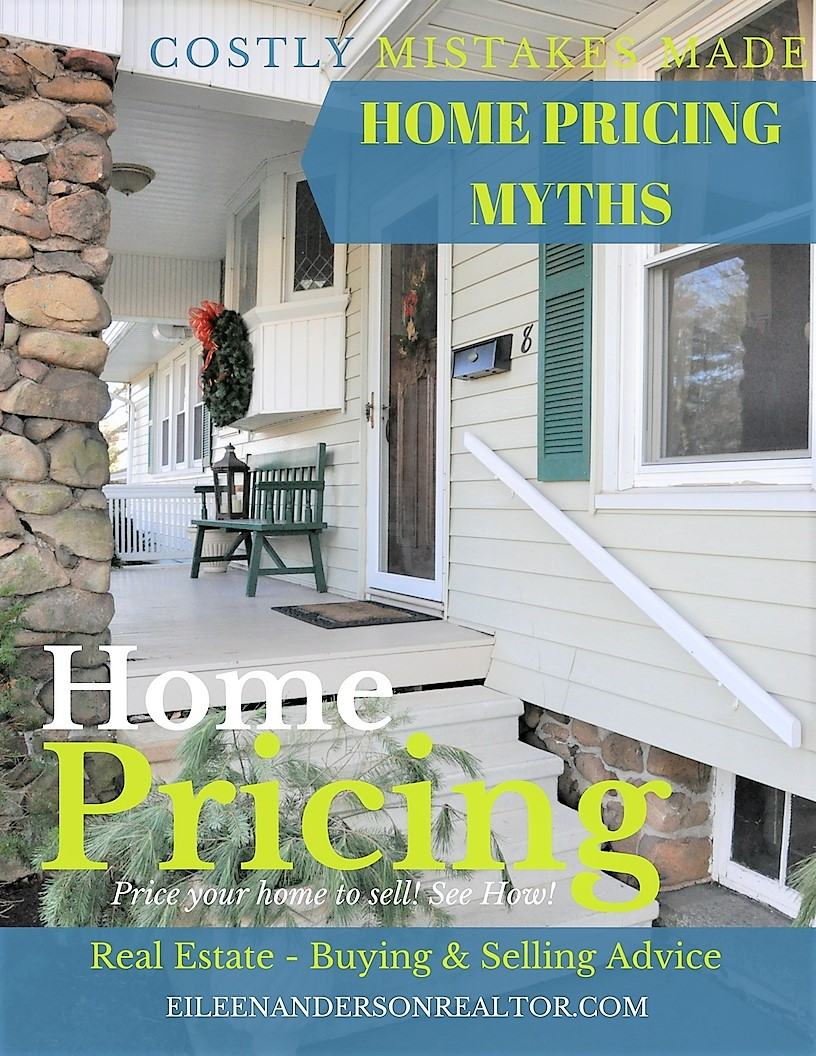 home pricing, real estate, home sales, home pricing myths