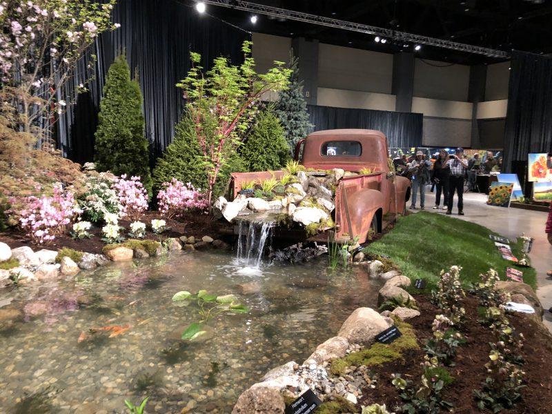 Connecticut Flower Show