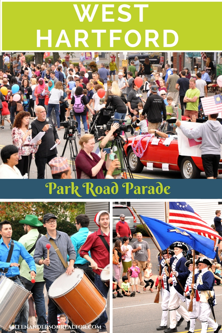 Don't miss the famous Park Road Parade in West Hartford, CT!