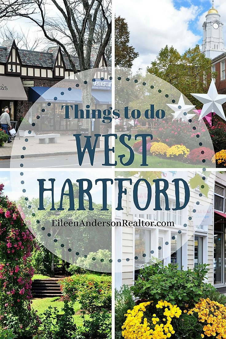 Things to do West Hartford CT