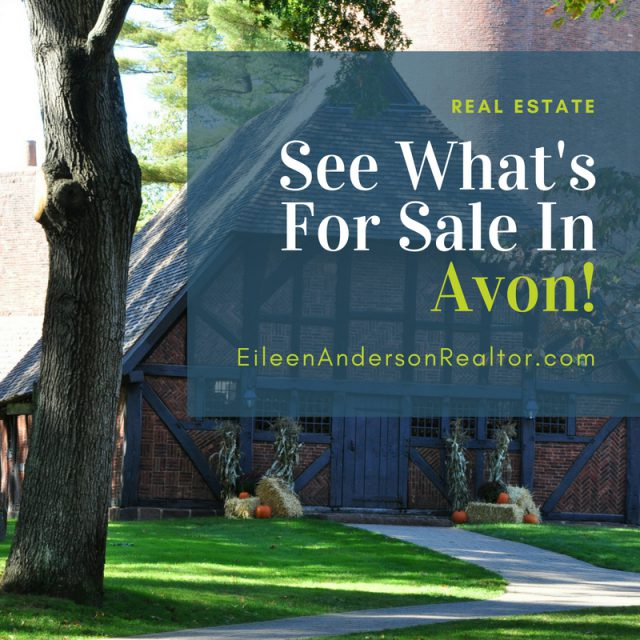 Homes for Sale in Avon, CT Real Estate Granby ct