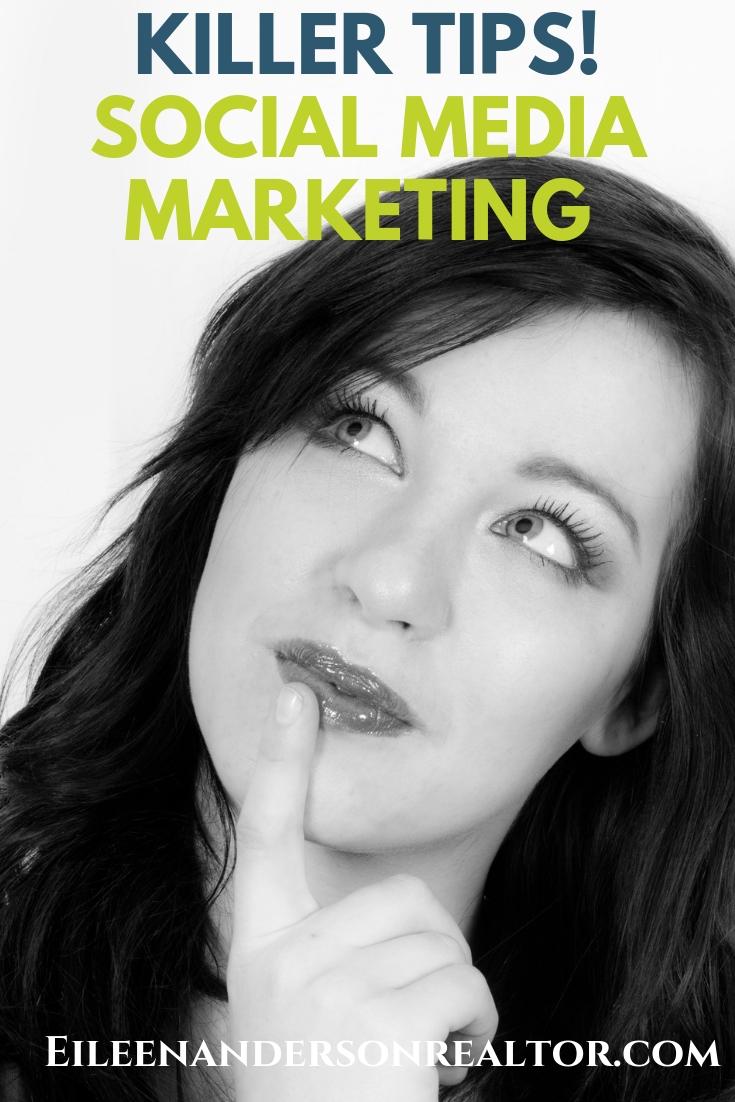 Killer Tips Social Media Marketing Tips