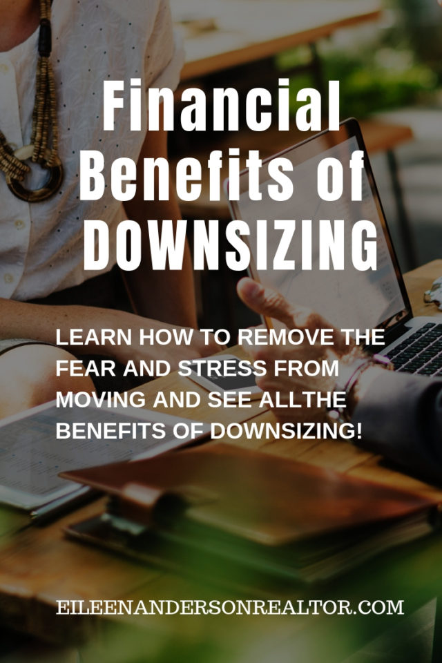 financial benefits downsizing